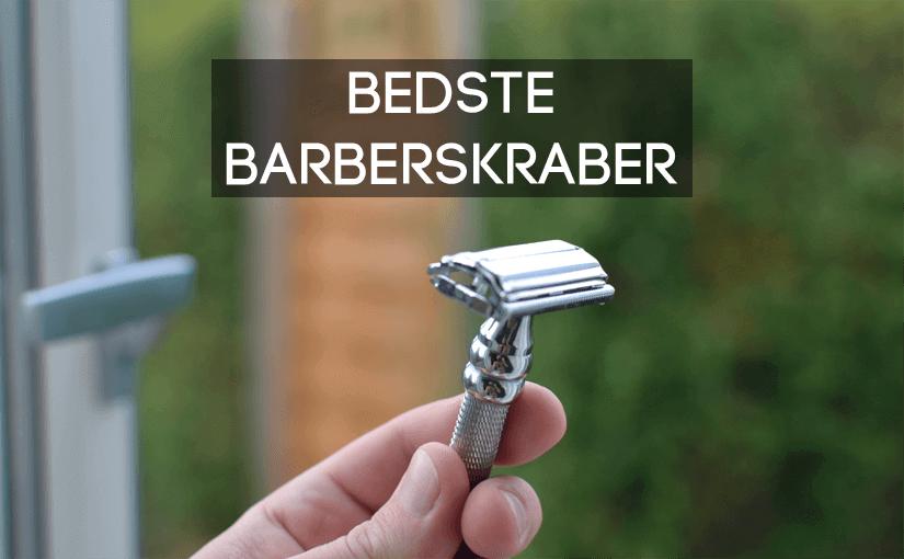 磊 Barberskraber-Test 2019: Bedste, billigste skraber & barberblade her! → Gammeldags skraber (safety razor) til mænd & kvinder