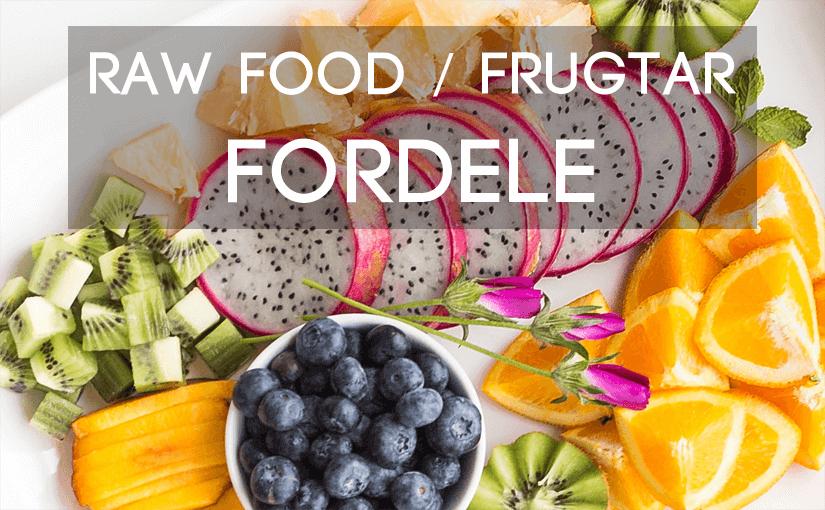 fordele raw food frugtar
