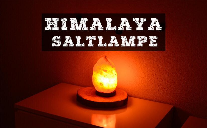 💡 Himalaya-saltlamper – Guide + BEDSTE tilbud på saltstenslamper