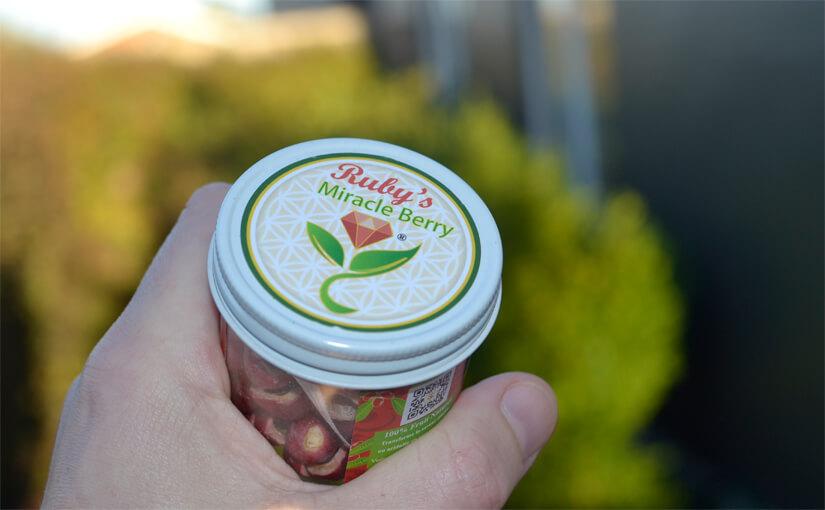 Mirakelbær / Mirakelfrugt - Køb i Danmark - Tabletter, piller - Miracle berries / ledidi berry / mirakel-slik
