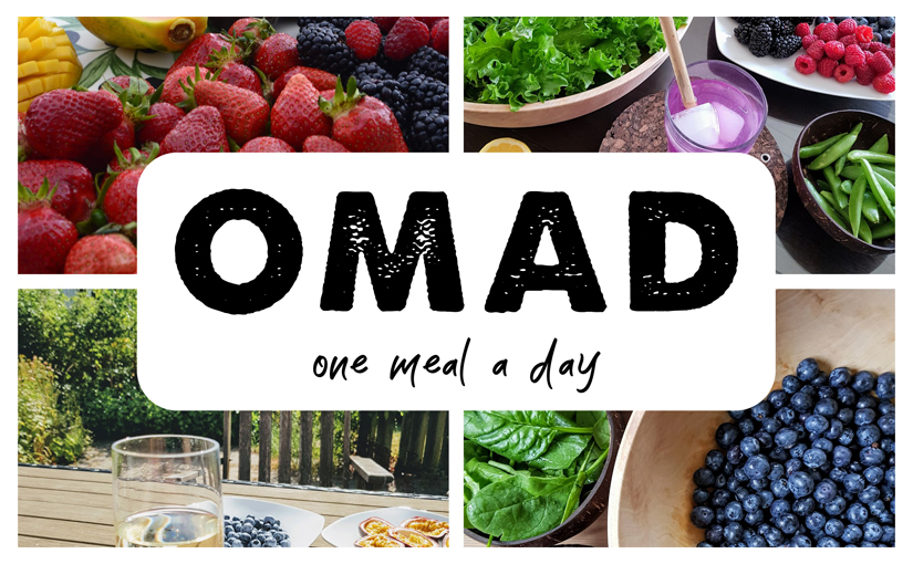 OMAD - One Meal A Day - Dansk guide til intermitterende faste 23:1 - Dansk guide