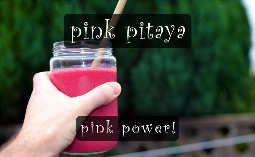 🦄 Pink pitaya-pulver – Gør din mad pink med dragefrugt-pulver