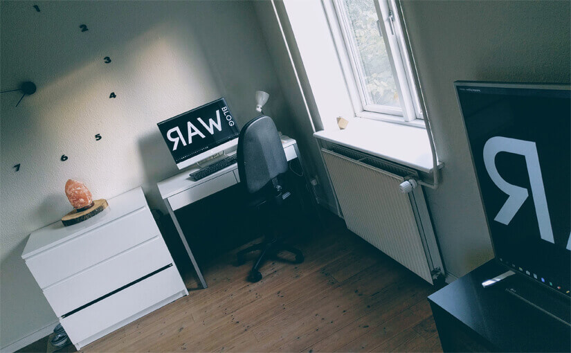RawBlog HQ - Her bor den der raw blog