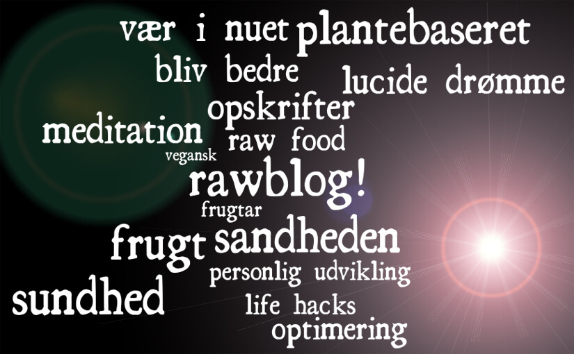 RawBlog - Sundhed, sandhed, personlig udvikling etc.