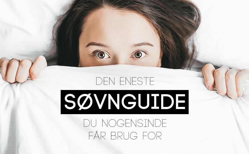💤 Søvn & søvnproblemer → Mine bedste råd til god søvn